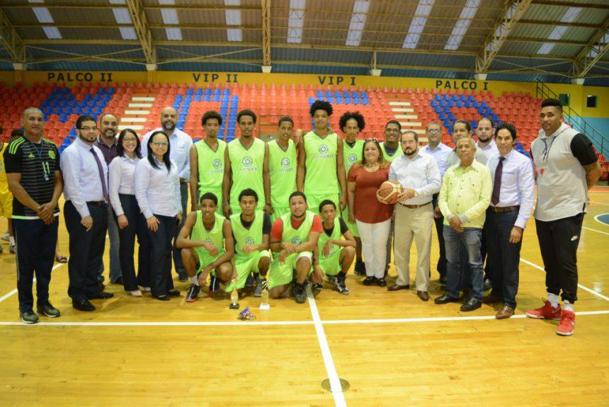 Coopadepe y asobae se unen para crear la 1era Academia de Baloncesto de Espaillat
