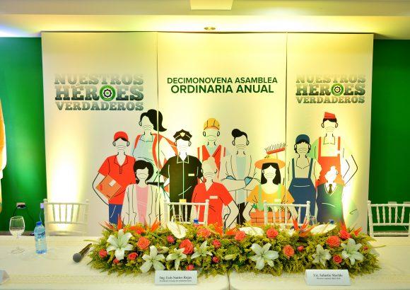 Decimonovena Asamblea Ordinaria Anual Coopadepe 2020