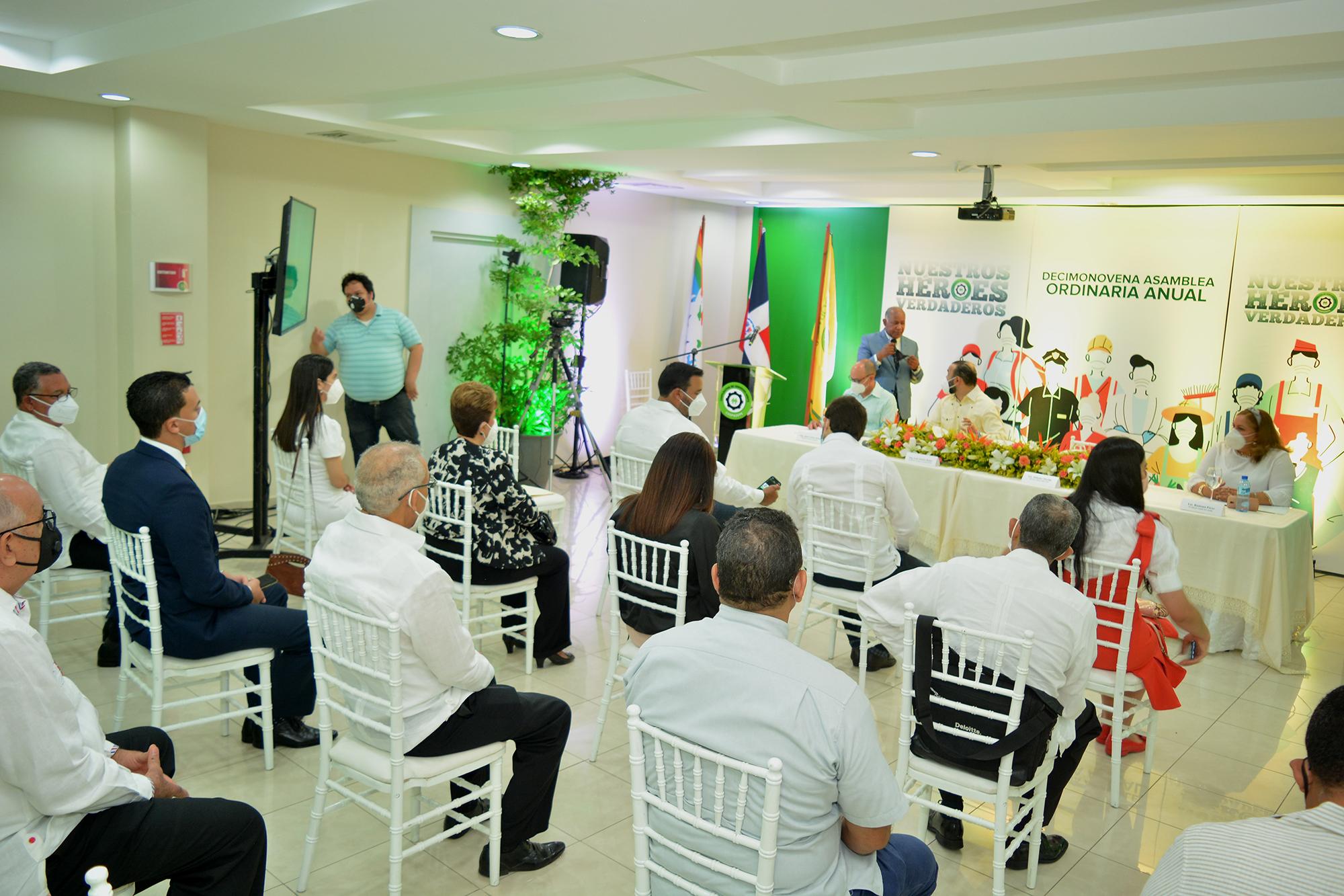 Decimonovena Asamblea Ordinaria Anual Coopadepe