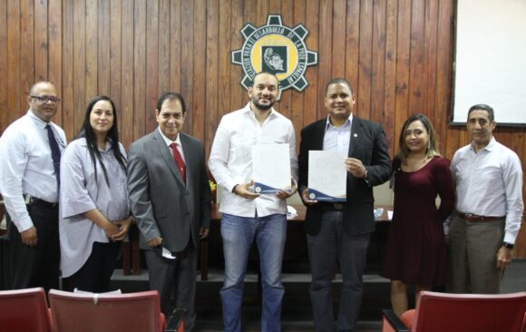 FIRMA CONVENIO DE COOPERACIÓN MIPYMES, ADEPE Y COOPADEPE