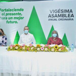 VIGÉSIMA ASAMBLEA ORDINARIA ANUAL COOPADEPE